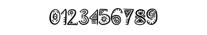 Aztec Soul v Regular Font OTHER CHARS