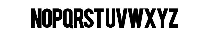 BERRYBOLD-Bold Font UPPERCASE