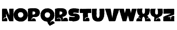 BOTOTOROUGH Font LOWERCASE