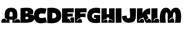BOTOTO  Font LOWERCASE