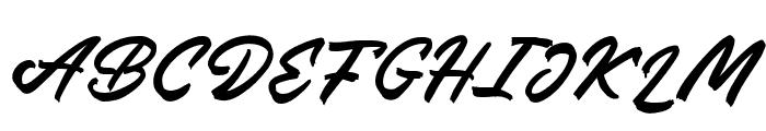 Babylonia Font UPPERCASE