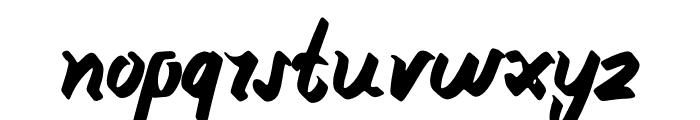 Babylonya Font LOWERCASE