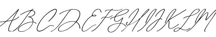 BahiytsahBold-Bold Font UPPERCASE