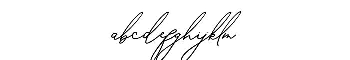BahiytsahBold-Bold Font LOWERCASE