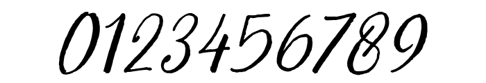 Balliget Font OTHER CHARS