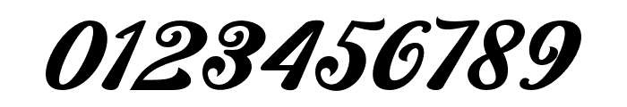 Ballingtone Font OTHER CHARS