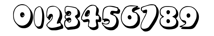 Balloony Font OTHER CHARS