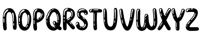 BalonPartyShinny Font UPPERCASE