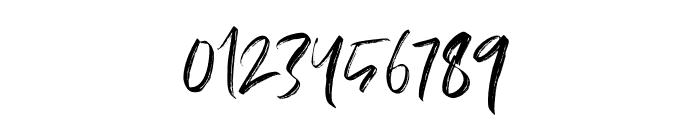 BargittaSVG-Regular Font OTHER CHARS