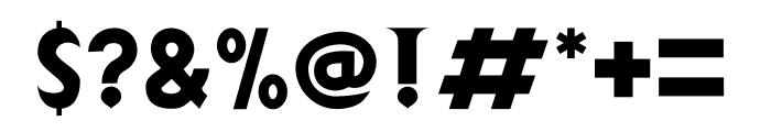 Barong Regular Font OTHER CHARS