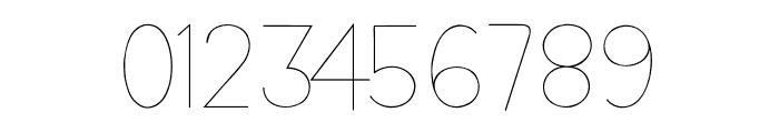 Baseline Script Font OTHER CHARS