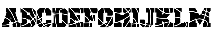 Basketball TM Font UPPERCASE