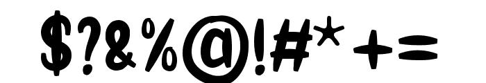 Baskeyt Font OTHER CHARS