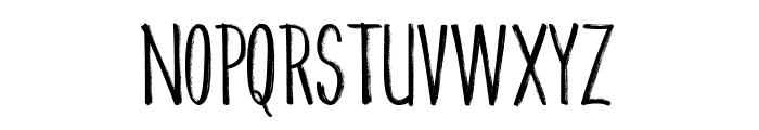 Beauty Heart Sans Sans Font UPPERCASE