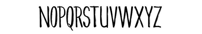 Beauty Heart Sans Sans Font LOWERCASE