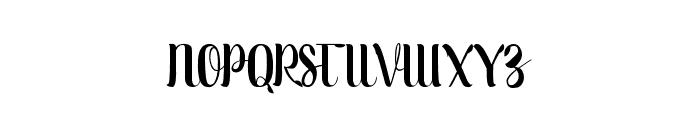 BeautyAtokScriptfamily1 Font UPPERCASE