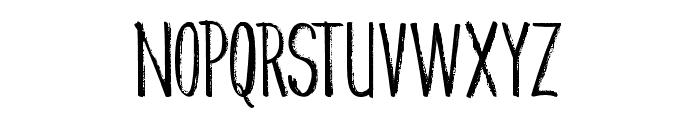 BeautyHeartSans-Sans Font LOWERCASE