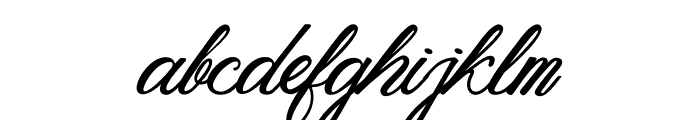 Beethoven Syinthesa Font LOWERCASE