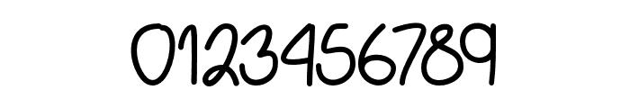 BehindBrownEyes Font OTHER CHARS