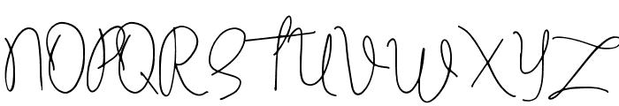 Belashic Regular Font UPPERCASE