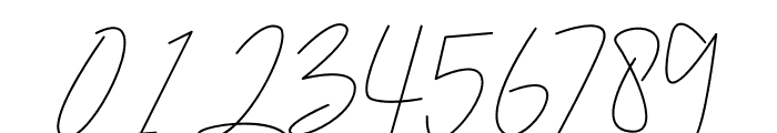 Belatina Font OTHER CHARS