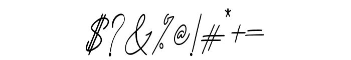 Belliniaja Font OTHER CHARS