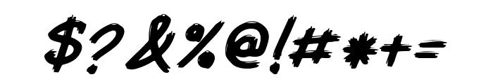 Belvana Font OTHER CHARS