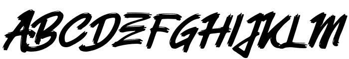 Belvana Font LOWERCASE