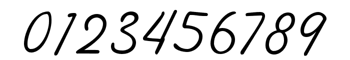 Benorante-Regular Font OTHER CHARS