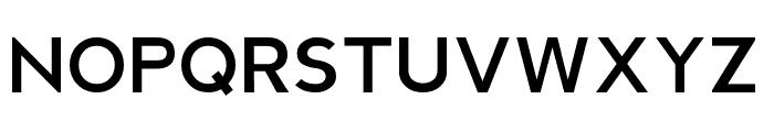 Berlin Regular Font UPPERCASE
