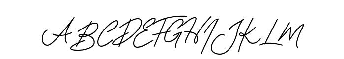 Berlindah Font UPPERCASE