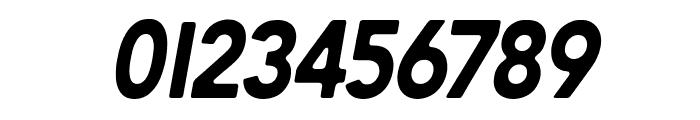 Berringer Oblique Font OTHER CHARS
