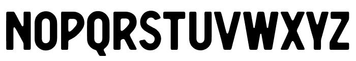 Berringer Font LOWERCASE