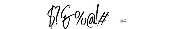 Best Lottre Font OTHER CHARS