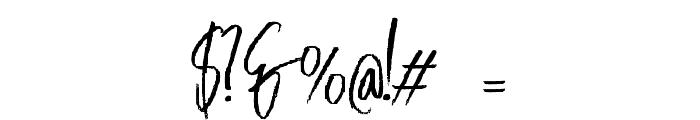 BestLottre Font OTHER CHARS