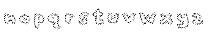 Better Worse Light Font LOWERCASE