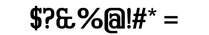 BigboyOT-Regular Font OTHER CHARS
