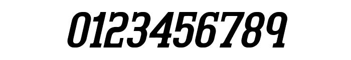 BigboyOT-RegularItalic Font OTHER CHARS