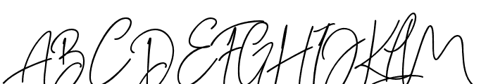 BitlameroBoldScript-Bold Font UPPERCASE