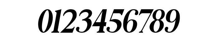 Black Drama Serif Italic Font OTHER CHARS