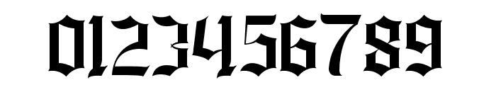 Blackey Alt Font OTHER CHARS
