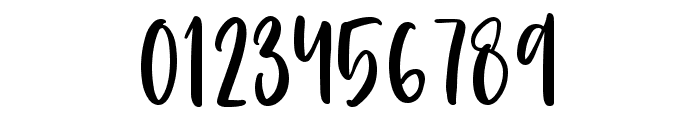 Blush Lovely Font OTHER CHARS