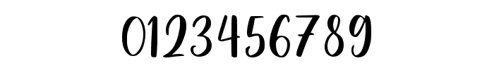 Blushring Font OTHER CHARS