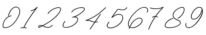 Bonbaste Script Font OTHER CHARS