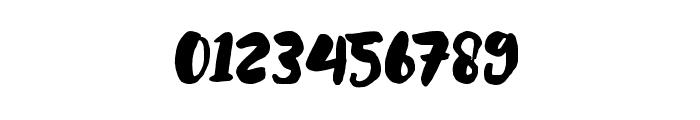 BonsayScript Font OTHER CHARS