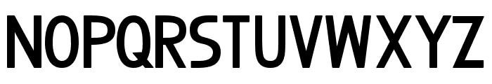 BosqueBold Font UPPERCASE