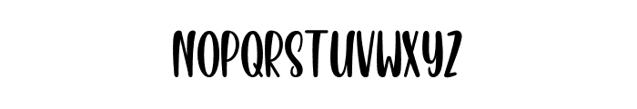 Boxes Dream Font UPPERCASE