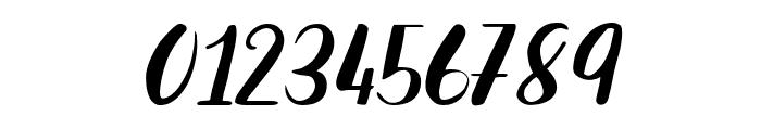 Bradley Normal Normal Italic Font OTHER CHARS