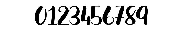 Bradley-NormalBold Font OTHER CHARS