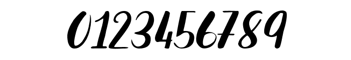 Bradley-NormalNormalItalic Font OTHER CHARS
